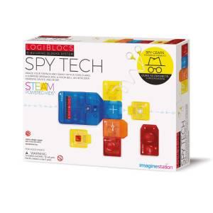 Logiblocs - Spy Tech