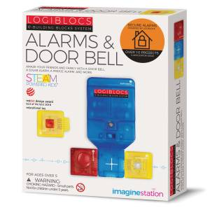 Logiblocs - Alarms & Doorbells