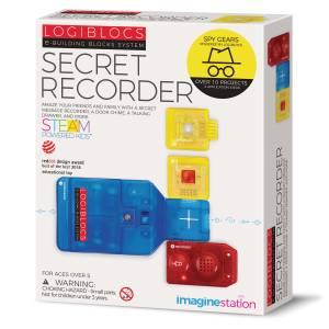 Logiblocs - Secret Recorder