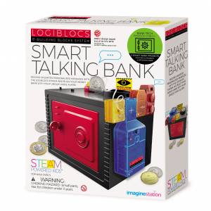 Logiblocs - Smart Talking Bank