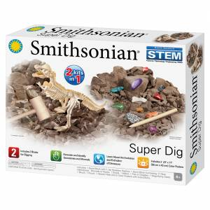 Smithsonian - Super Dig (2 Kits in 1)