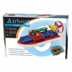 Heebie Jeebies - Airboat ( Clip Circuit )