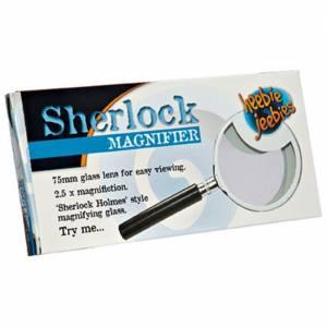 Heebie Jeebies - Sherlock Magnifier
