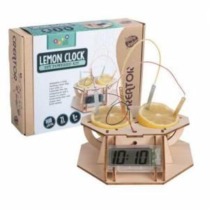 Heebie Jeebies - Lemon Clock ( DIY Powered Kit )