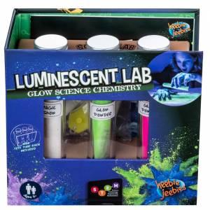 Heebie Jeebies - Luminescent Lab ( Glow Science Chemistry )