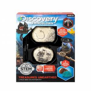 Discovery Mindblown - Excavation Kit Mini Treasures