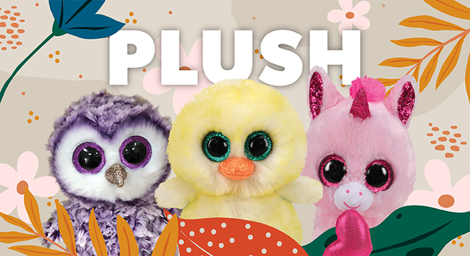 Plush Category Slide