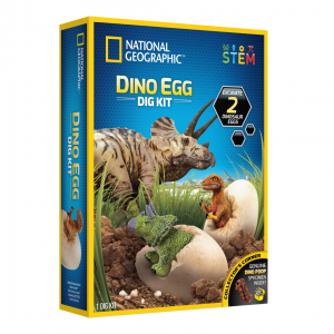 National Geographic - Dinosaur Egg Dig Kit