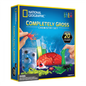 National Geographic - Completely Gross Chemistry Set
