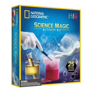 National Geographic - Science Magic Activity Kit