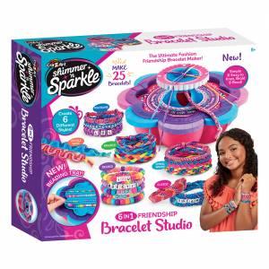 6-in-1 Friendship Bracelet Studio