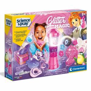Clementoni - Glitter Lab