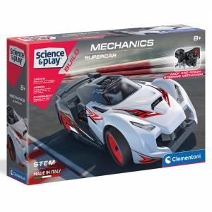 Mech Lab Racing Car