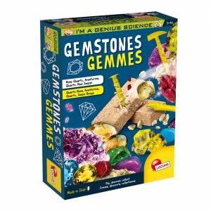 I'm A Genius Science - Gemstones