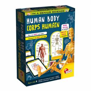 I'm A Genius Science - Discover the Human Body