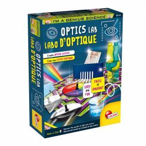 I'm A Genius Science - Optics Lab