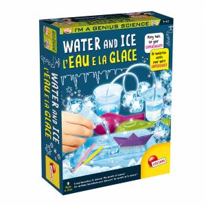 I'm A Genius Science - Experiment with Water and Ice