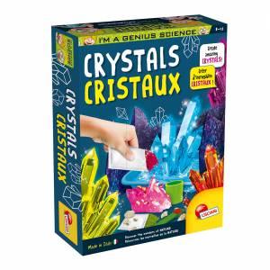 I'm A Genius Science - Crystals