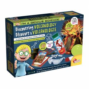 I'm A Genius Science - Discovering Volcanology