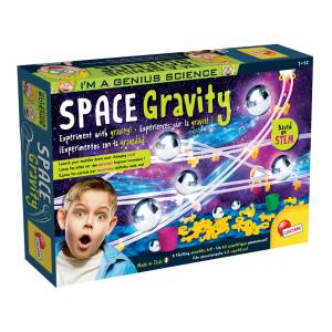 I'm A Genius Science - Space Gravity