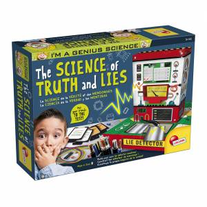 I'm A Genius Science - The Science of Truth and Lies