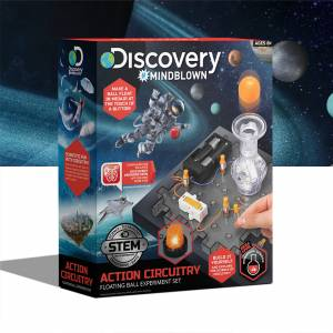 Discovery Mindblown - Action Circuitry - Floating Ball Experiment Set