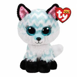 Ty Beanie Boos - Medium Plush - Atlas the Aqua Fox