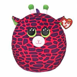 Ty Squish-A-Boo - Large Plush - Gilbert the Pink Giraffe