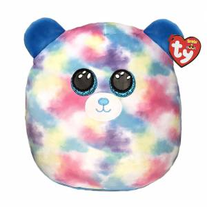 Ty Squish-A-Boo - Large Plush - Hope the Pastel Bear