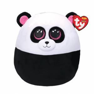 Ty Squish-A-Boo - Medium Plush - Bamboo the Panda