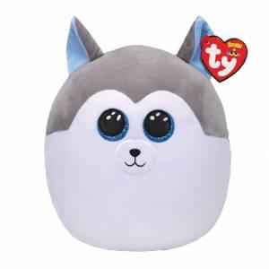 Ty Squish-A-Boo - Medium Plush - Husky the Slush