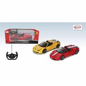 RAStar – R/C 1:14 Ferrari 458 Speciale A