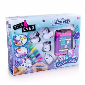 Style 4 Ever - Style 4 Ever - Colour Pets Spa