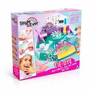 Style 4 Ever - Nail Bar Tie-Dye