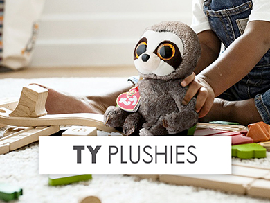 Ty Plush Soft Toys for Kids