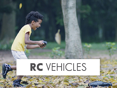 RC Vehicles for Kids