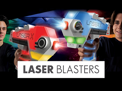 Laser Blasters for Kids