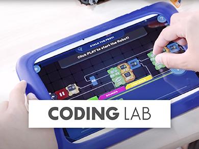 STEM Coding Lab for Kids